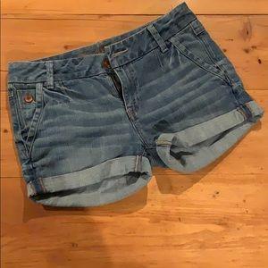EXPRESS Jean Shorts (size 4)